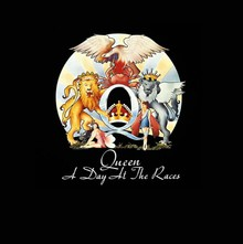 Queen A Day At The Races CD