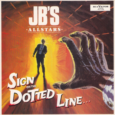 JB's Allstars Sign On The Dotted Line Vinyl
