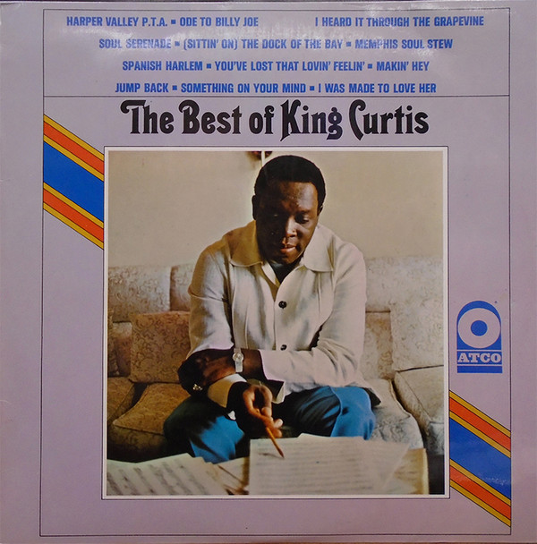 Curtis, King The Best Of King Curtis