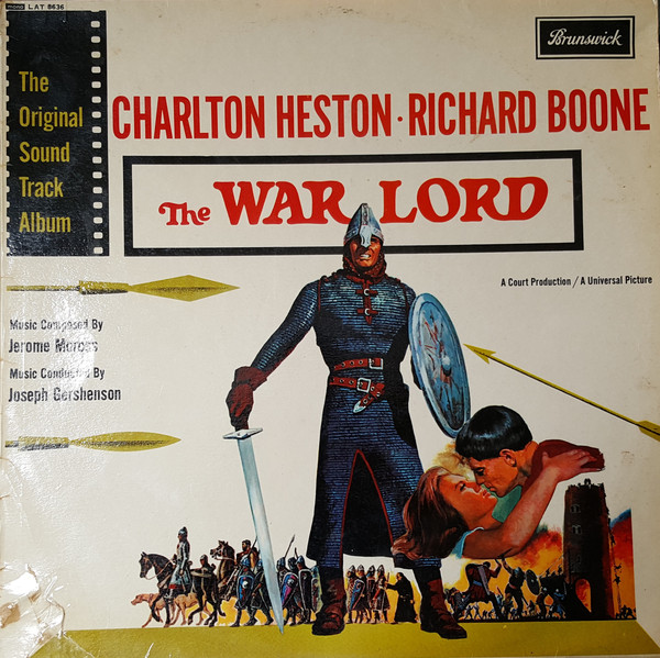 The War Lord The War Lord (The Original Sound Track Album)