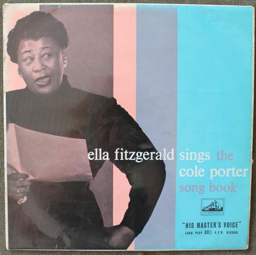 Fitzgerald, Ella The Cole Porter Songbook Volume One Vinyl