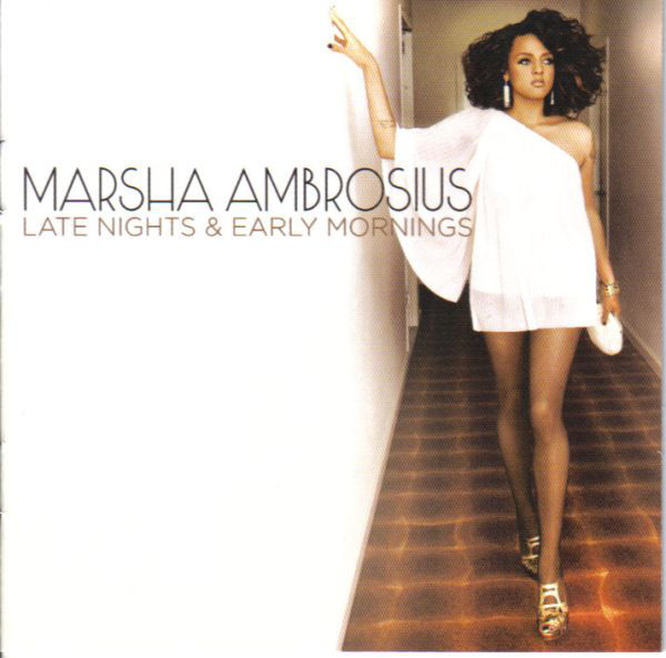 Ambrosius, Marsha Late Nights & Early Mornings CD
