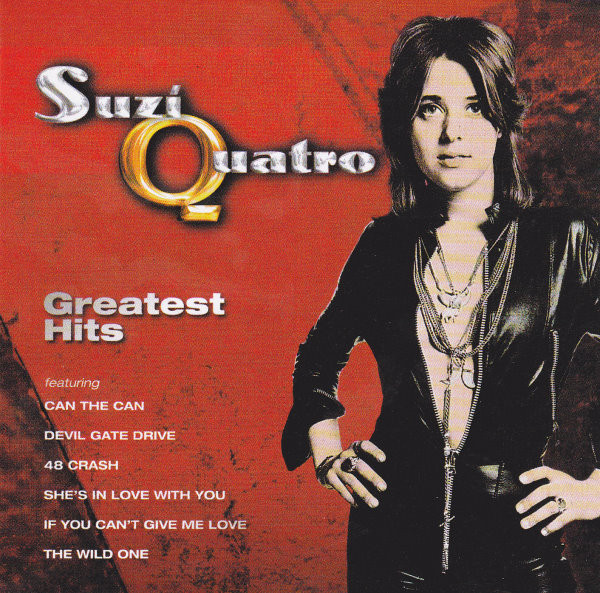 Quatro, Suzi Greatest Hits CD