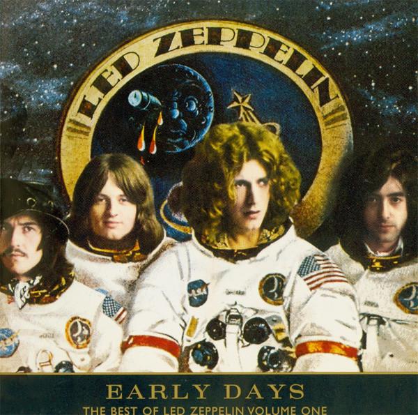 Led Zeppelin Early Days (The Best Of Led Zeppelin Volume One) CD