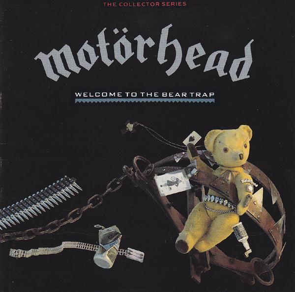 Motorhead Welcome To The Bear Trap Vinyl