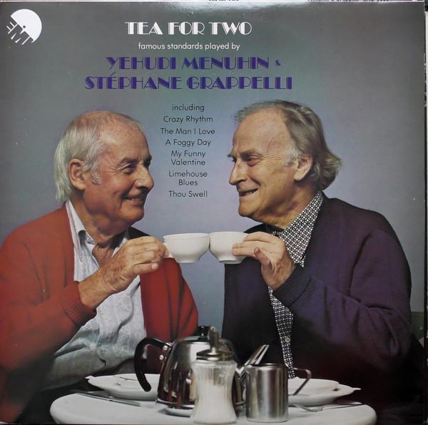 Yehudi Menuhin & Stéphane Grappelli Tea For Two