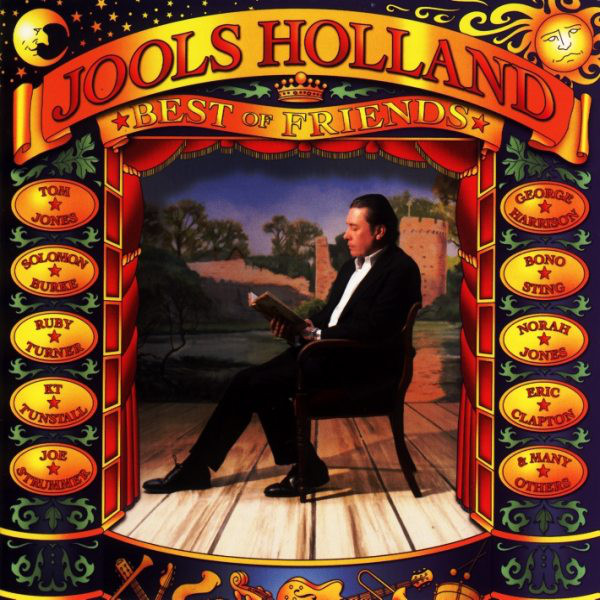 Holland, Jools Best Of Friends CD