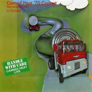 Canned Heat Canned Heat '70 Concert Vinyl