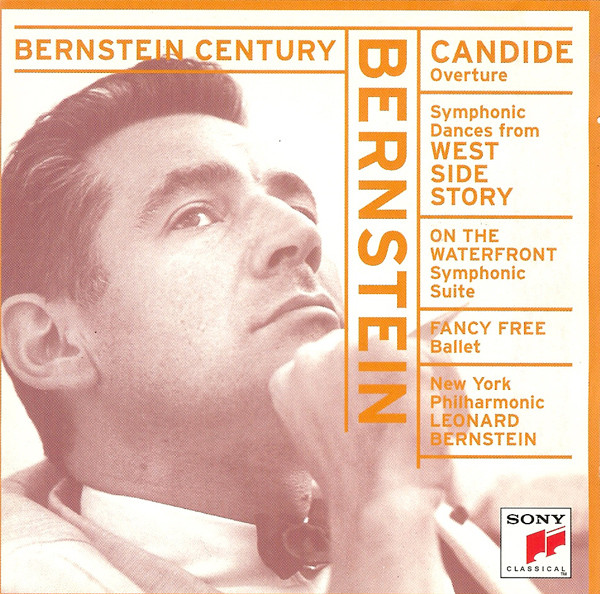 Bernstein, Leonard Selections From Candide, West Side Story, On The Waterfront, Fancy Free