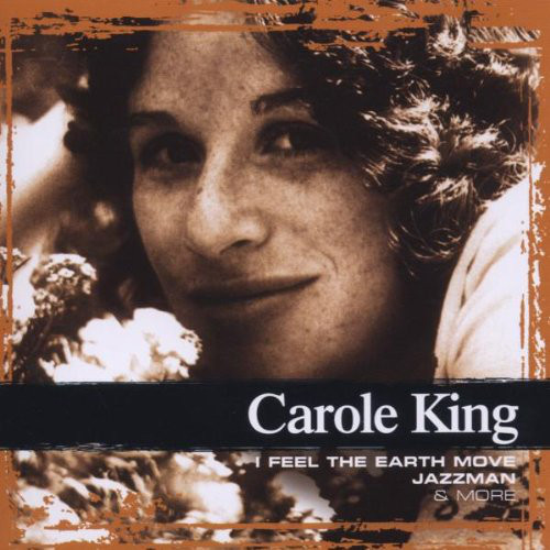 King, Carole Collections CD