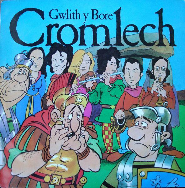 Cromlech Gwlith Y Bore