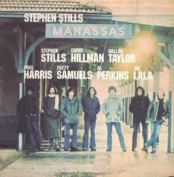 Stills, Stephen Manassas