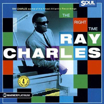 Charles, Ray Right Time Vinyl