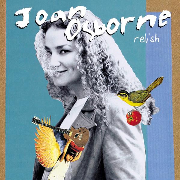 Osborne, Joan Relish CD