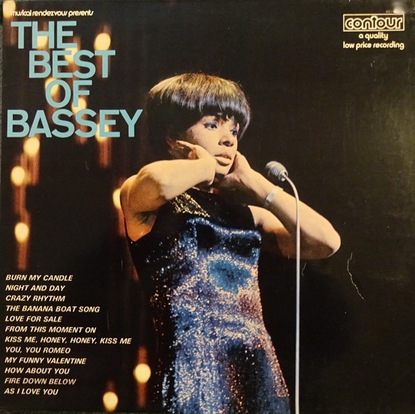 Bassey, Shirley The Best Of Bassey Vinyl