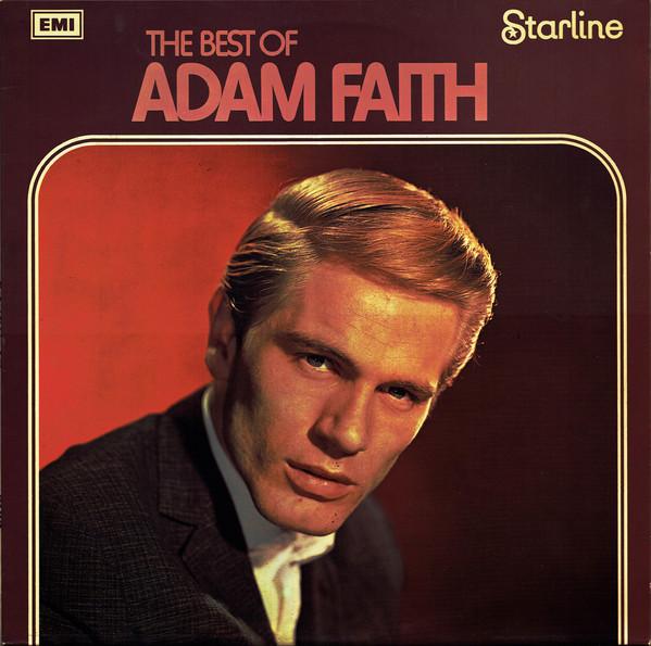 Adam Faith The Best Of Adam Faith Vinyl