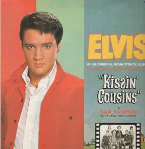 Presley, Elvis Kissin' Cousins Vinyl