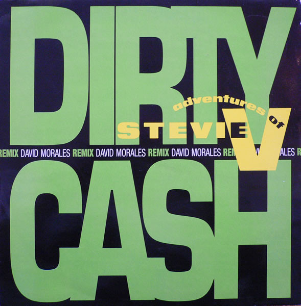 Adventures Of Stevie V.  Dirty Cash (Money Talks) Vinyl