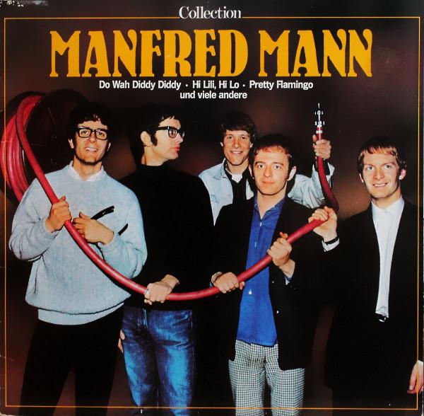 Manfred Mann Collection Vinyl