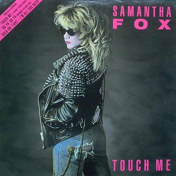 Fox, Samantha Touch Me Vinyl