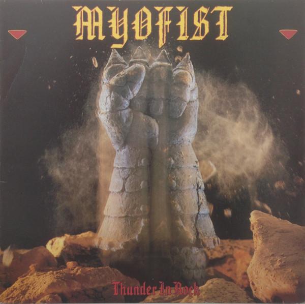 Thunder In Rock Myofist Vinyl