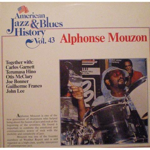 Alphone Mouzon Alphone Mouzon