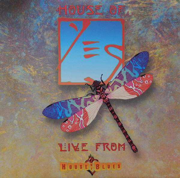 Yes House Of Yes Vinyl