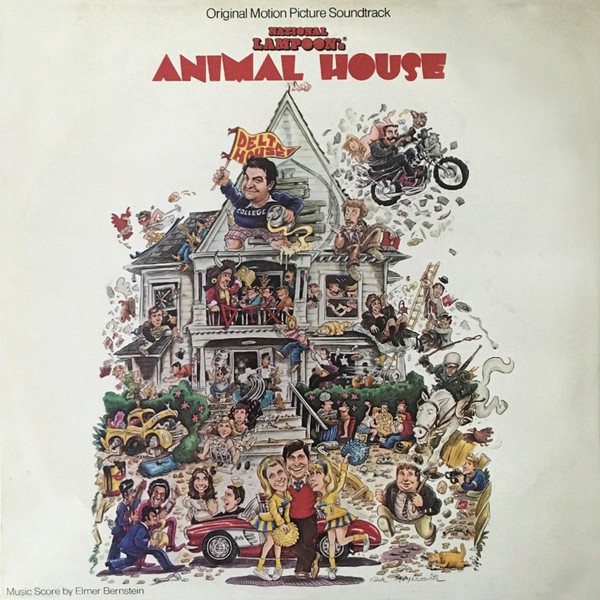 Various National Lampoon's Animal House (Original Motion Picture Soundtrack)  Vinyl