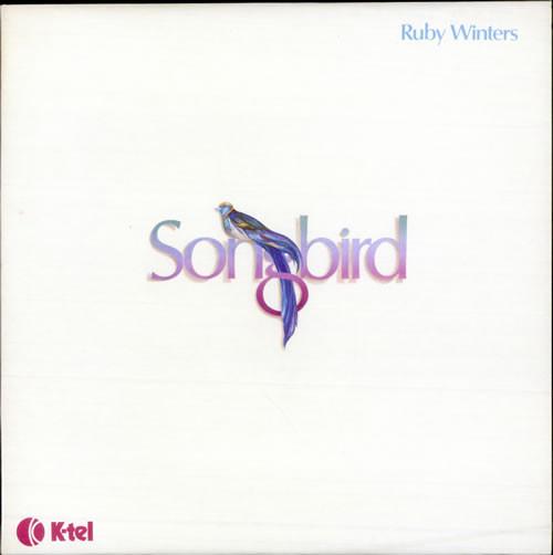 Winters, Ruby Songbird Vinyl