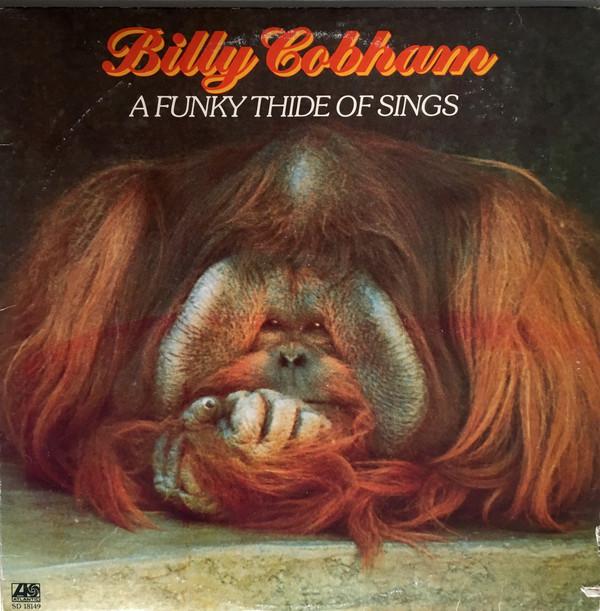 Cobham, Billy A Funky Thide Of Sings Vinyl