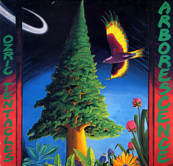 Ozric Tentacles Arborescence Vinyl