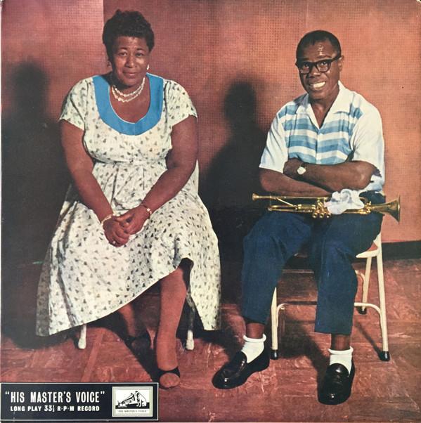 Ella Fitzgerald - Louis Armstrong Ella And Louis Vinyl