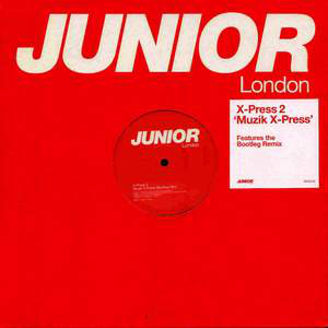X-Press 2 Muzik X-Press Vinyl