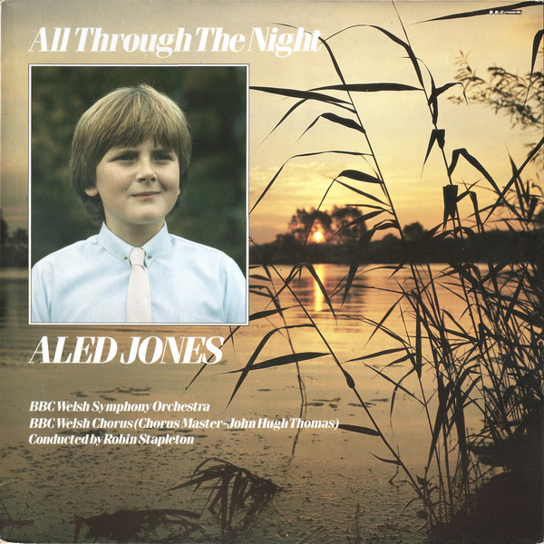 Jones, Aled All Through The Night Vinyl