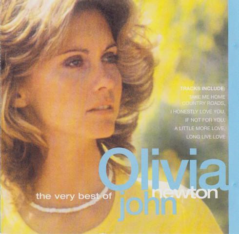 Newton-John, Olivia The Very Best Of Olivia Newton John