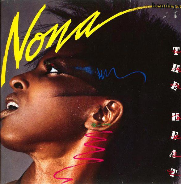 Hendryx, Nona The Heat Vinyl