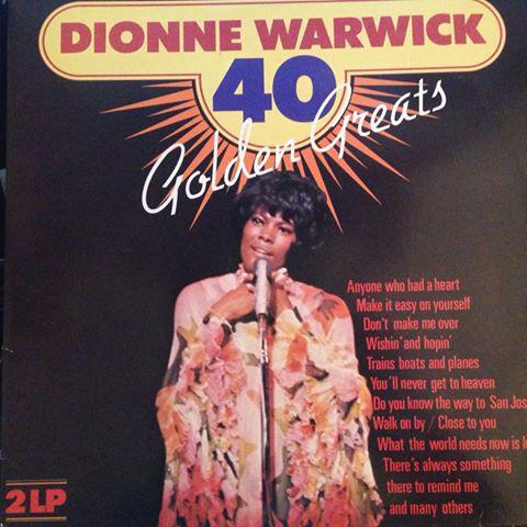 Warwick, Dionne Dionne Warwick's Golden Hits Volume 2