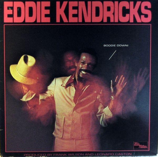 Kendrcks, Eddie Boogie Down Vinyl