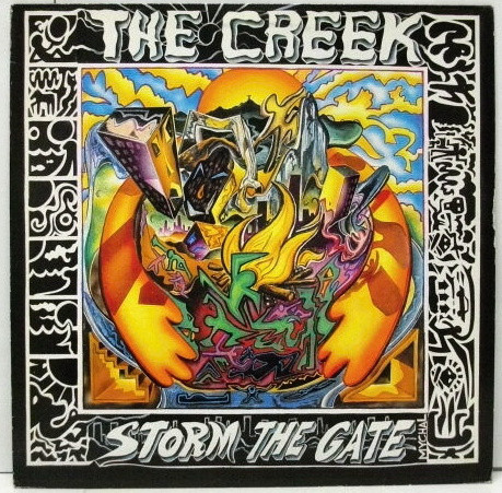The Creek Storm The Gate