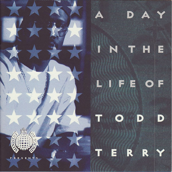 Todd Terry A Day In The Life Vinyl