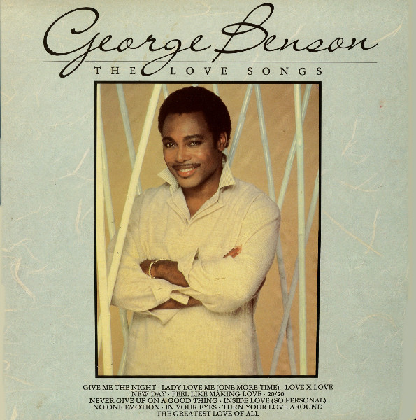 Benson, George The Love Songs Vinyl