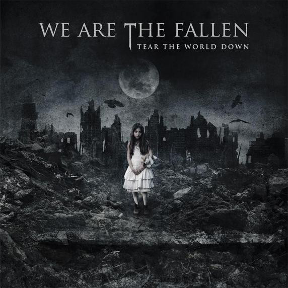 We Are The Fallen Tear The World Down Vinyl