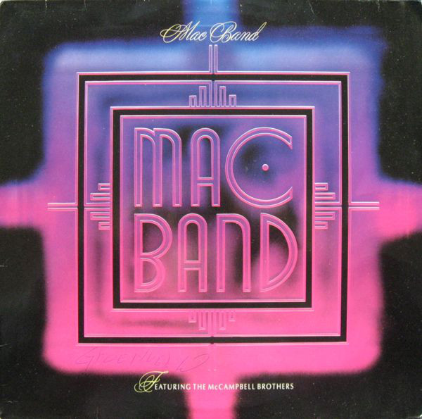 Mac Band Mac Band Featuring The McCampbell Brothers Vinyl