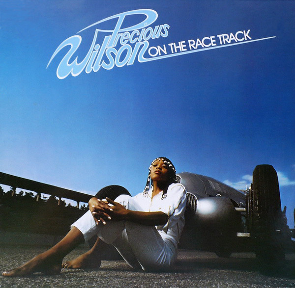 Wilson, Precious On The Race Track Vinyl