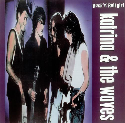 Katrina & The Waves Rock 'N' Roll Girl Vinyl
