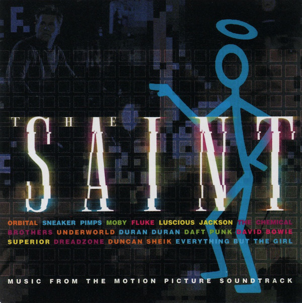 Various The Saint (Music From The Motion Picture Soundtrack) CD