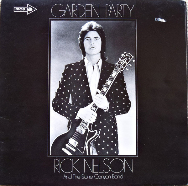 Rick Nelson And The Stone Canyon Band Garden Party Vinyl