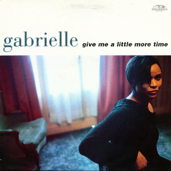 Gabrielle Give Me A Little More Time Vinyl