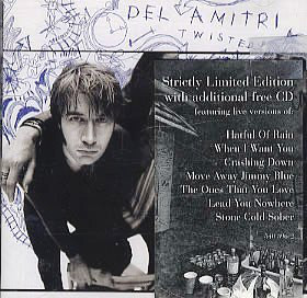 Del Amitri Twisted CD