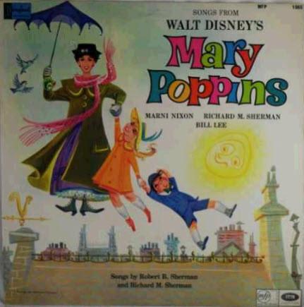 Mary Poppins Richard & Robert Sherman